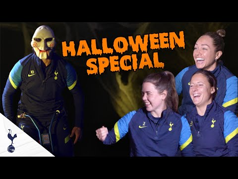 Spurs Women act out iconic HALLOWEEN movie CLASSICS! 🎃