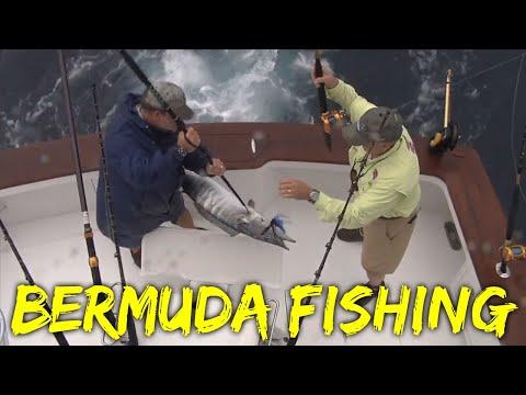 Bermuda Saltwater Offshore Part 1 🎣  (2012) | Bob Redfern's Outdoor Magazine