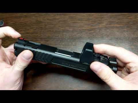 Angry Bear Fiber Optic Glock Sights | Quick Review