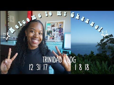 Travel Vlog II TRINIDAD 2018