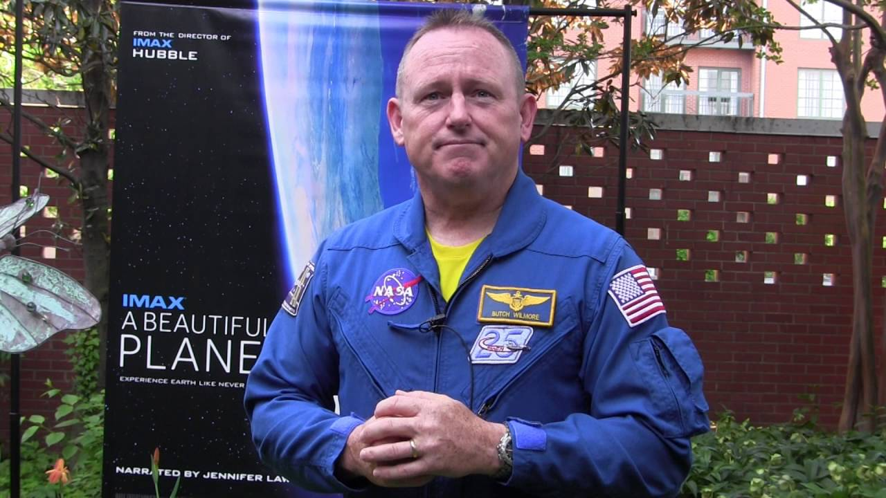 NASA Astronaut Barry Wilmore on Raising Zebrafish in Space ...