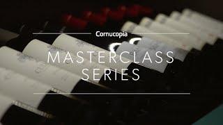 Whistler Cornucopia Masterclass Series: Samantha Rahn, Araxi and Eric Blouin, Taste Whistler