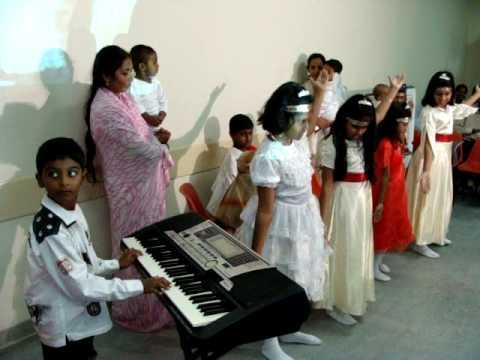 Tamil Christian Kids Skit & Choreography