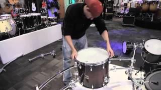 Kent Slucher's New Gibraltar Drum Rack | Brent's Hang