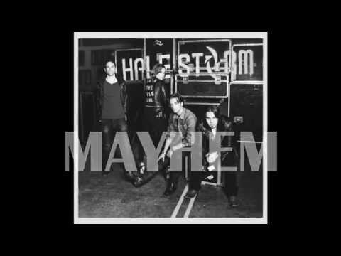 Halestorm - Mayhem (Official Lyrics)
