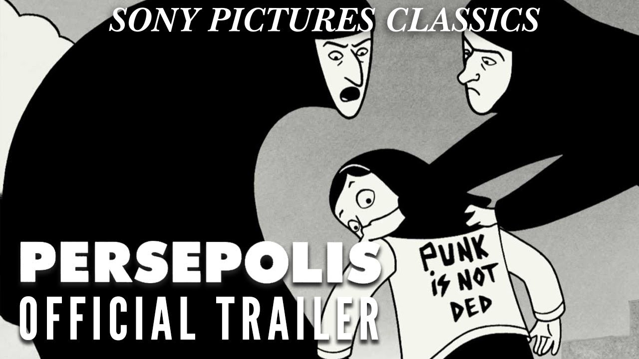 Persepolis official trailer 2 2007