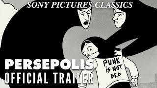 Persepolis | Official Trailer #2 (2007)
