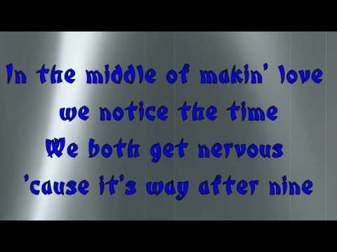 Atlantic Starr - Secret Lovers (lyrics) 80's Throwback