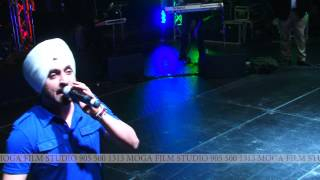 diljit dosanjh kharku official video Live in Toronto 2013 New Punjabi Song 2013
