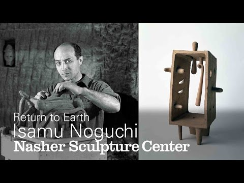 Relating to Nation, Relating to Earth: The Ceramics of Isamu Noguchi in Return to Earth
