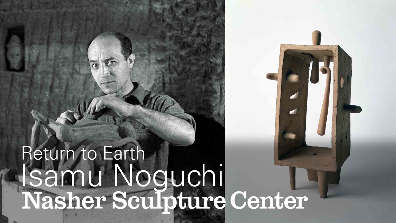 Relating To Nation Earth The Ceramics Of Isamu Noguchi In Return