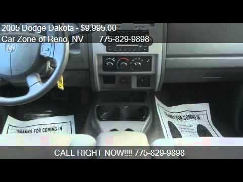 2005 Dodge Dakota SLT Quad Cab 4WD - for sale in Reno, NV 89