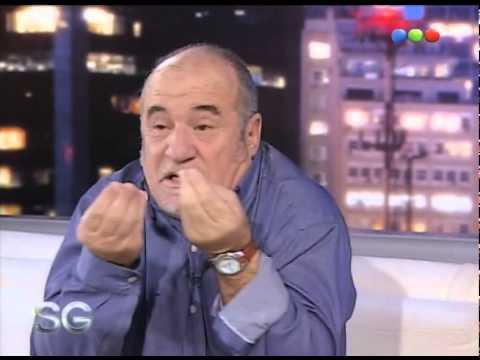 Jose Luis Gioia entrevista con Susana Parte 2 - Susana Gimenez 2007