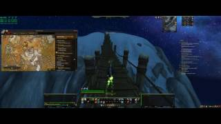 WoW: Legion Location - How to get to Ironhorn Enclave (Zone: Highmountain)