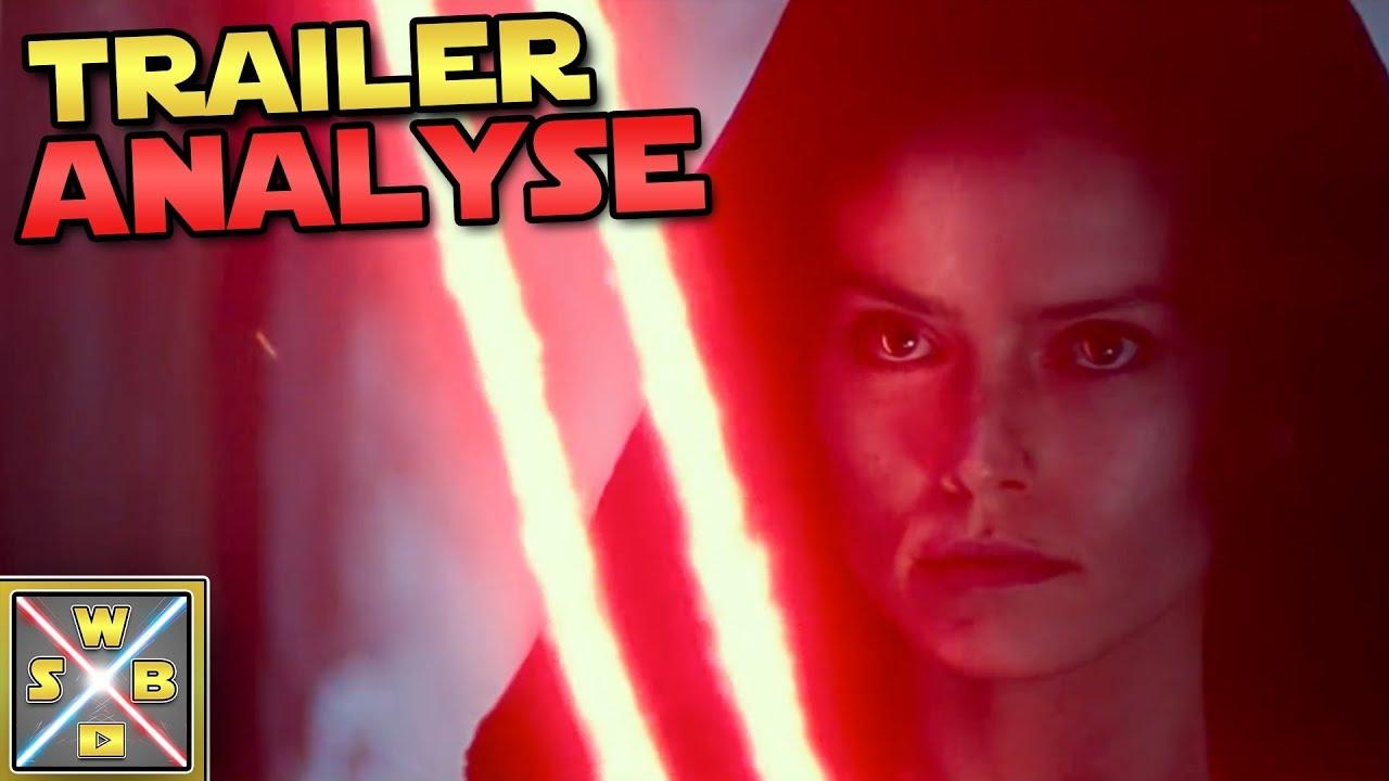 Star Wars Der Aufstieg Skywalkers Trailer