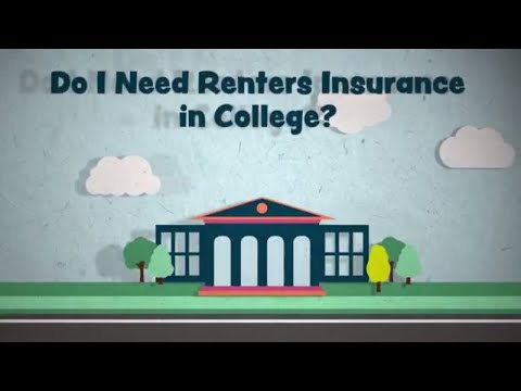 Do I Need Renters Insurance In College? | Allstate Insurance