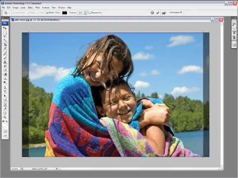 Understanding Aspect Ratio for Printing - Photoshop Video Tutorials