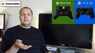 PlayStation 4 Vs. Xbox One (Vergleich) | Schwierige Entscheidung
