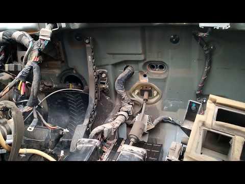 Hyundai Sonata замена радиатора отопителя без снятия панели, возможно ли?