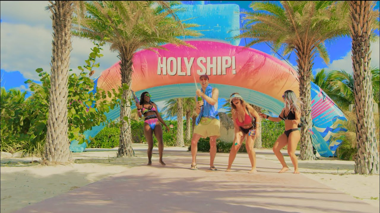 Holy Ship! Wrecked