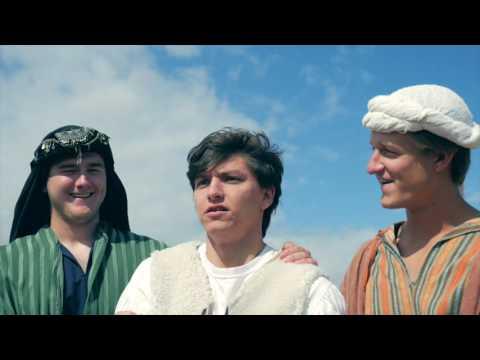 Linfield 2016 Joseph and the Amazing Technicolor Dreamcoat Poor, Poor Joseph Song
