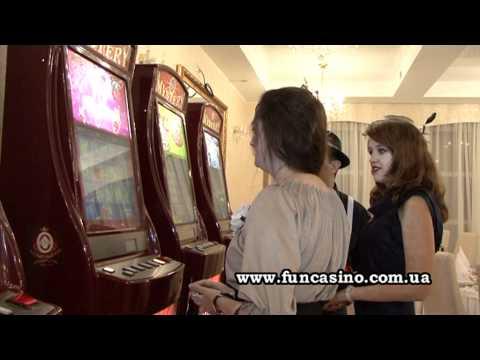 Видео Игровые автоматы аренда