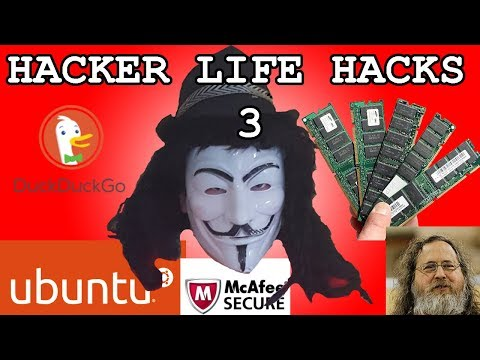 Hacker Life Hacks 3
