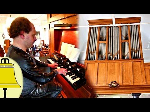 Lied 769, Eens, als de bazuinen klinken: Samenzang Hervormde kerk Nieuweschans