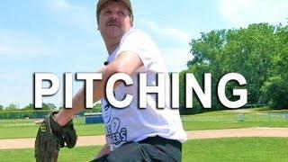 Baseball Wisdom - Pitching With Kent Murphy