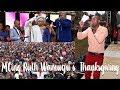Jeff Kuria| MCing Ruth Wamuyu's 25th Anniversary in Music