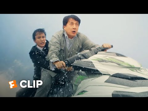 Vanguard Exclusive Movie Clip – Jet Ski (2020) | Movieclips Coming Soon
