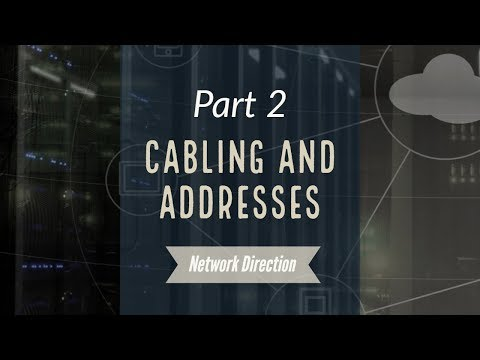 Cabling Devices | Network Fundamentals Part 2
