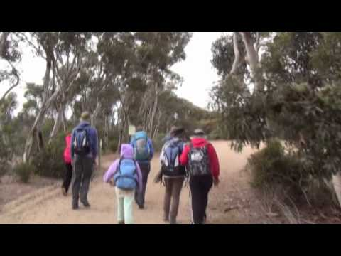 PWAC Outdoor Education Stage 1 Bushwalking Deep Creek 2014