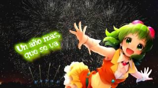 (Vocaloid 3) Un año mas (Megpoid Gumi)
