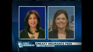 Laura Adams on First Business - How Your CLUE Report Affects Insurance