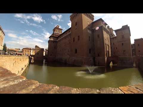 Travel Diary ✈ Ferrara