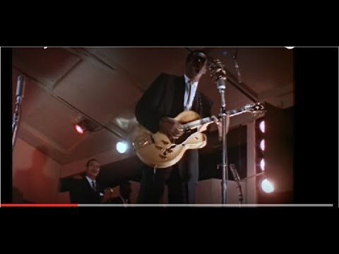 Chuck Berry Sweet little Sixteen Live 1958