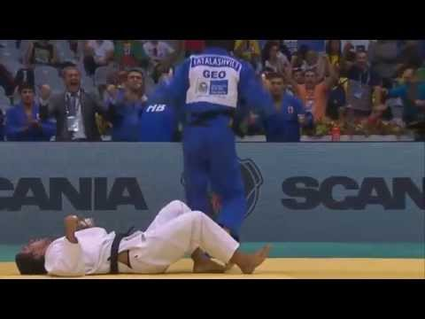GEORGIAN JUDO - COMPILATION By OlympicJudo