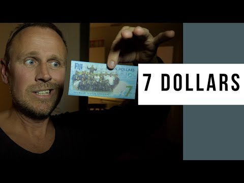 Fiji Has A 7 Dollar Note!
