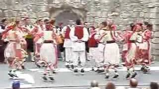 Traditional Folk Dance & Song Dubrovnik, Croatia!