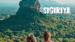 SIGIRIYA LION ROCK, SRI LANKA 2017 -  8TH WORLD WONDER | VLOG #41