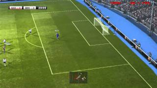 Pro Evolution Soccer 2011 PC Gameplay in 1080P