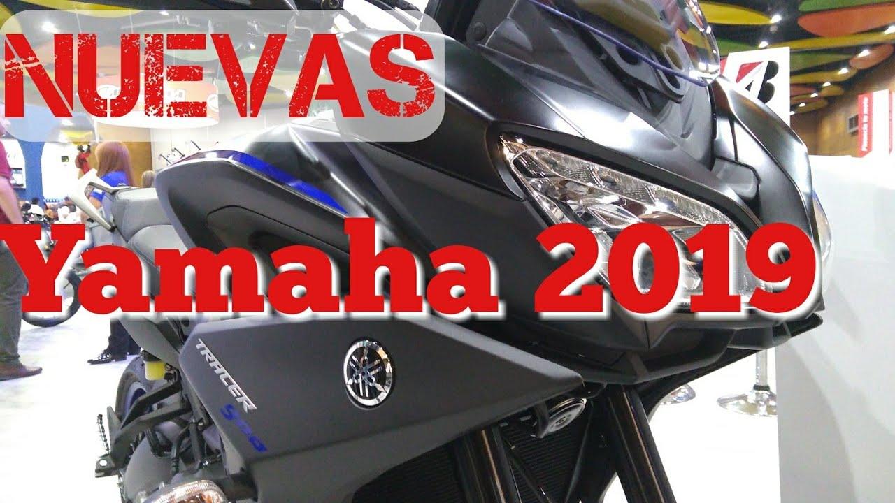 6e9e9c7d480 NUEVAS MOTOS YAMAHA 2019 - Lanzamientos para Colombia - YouTube