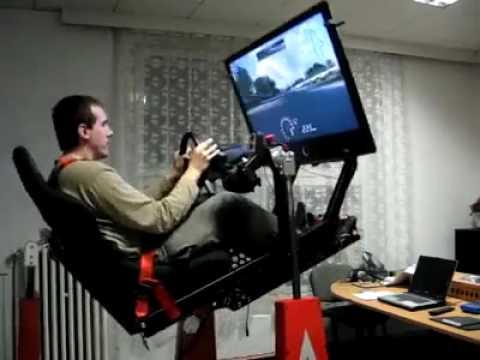 simulatore di guida By Pinna  YouTube