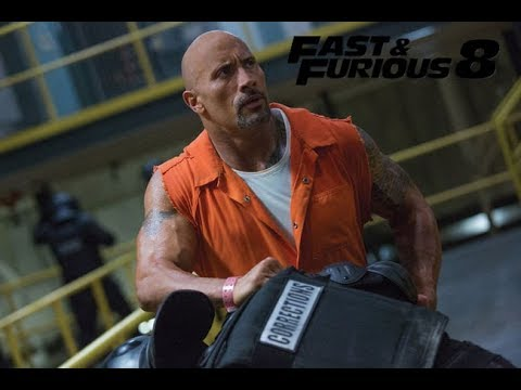 Fast and Furious 8 LA PRISON  !!!!!!