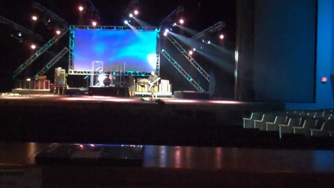 Stage Lighting Demo For 2009 New Look In Hd For Church