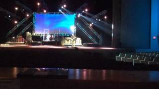Stage Lighting Demo for 2009 New Look in HD (For Church)