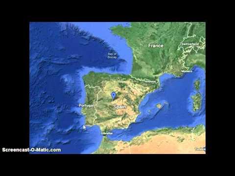 Iberian peninsula explanation