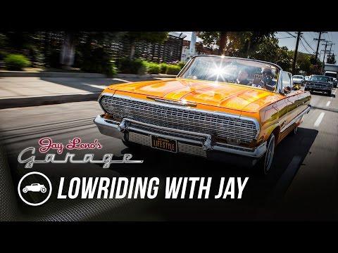 Coupe Vs Sedan Civic - Lowriding with Jay - Jay Leno's Garage
