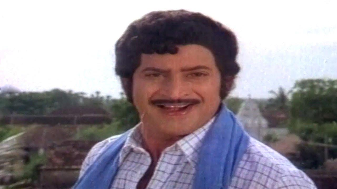 Gopaluduvate gopemma song || praja rajyam movie || krishna.